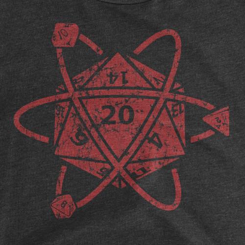 Womens D20 Atom