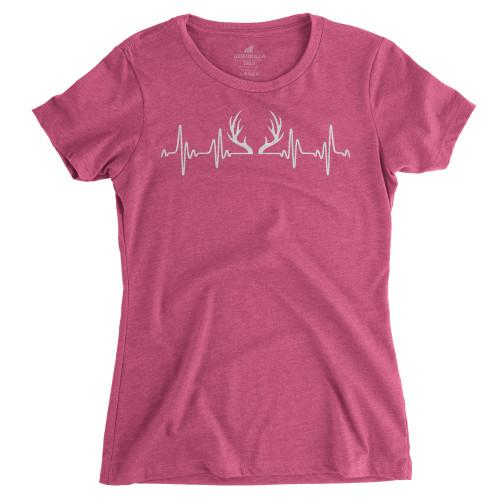 Womens Deer EKG