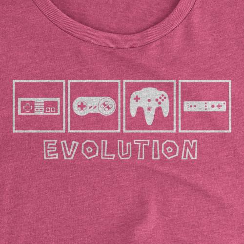 Womens NES Evolution