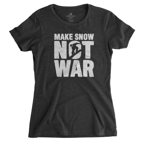 Womens Make Snow Not War