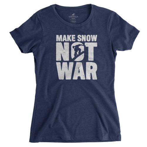 Womens Make Snow Not War