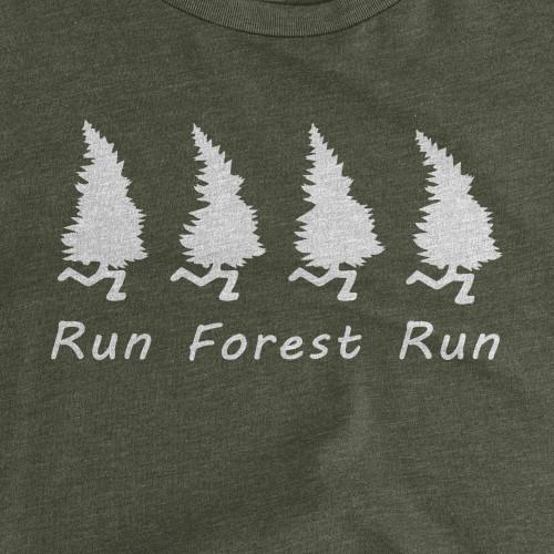 Womens Run Forest Run