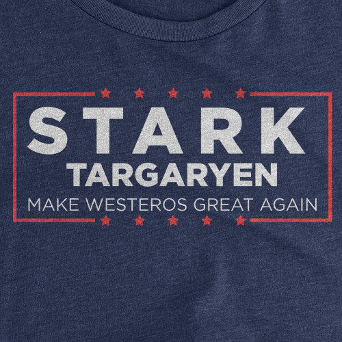 Womens Stark Targaryen