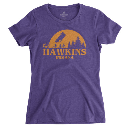 Womens Visit Hawkins