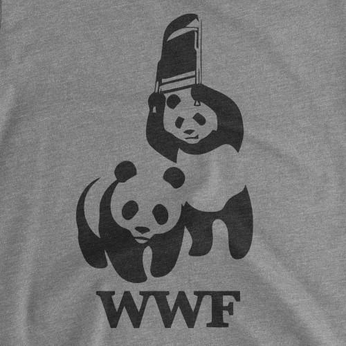 Womens WWF Panda