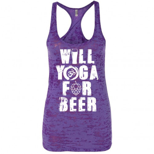 Yoga for Beer