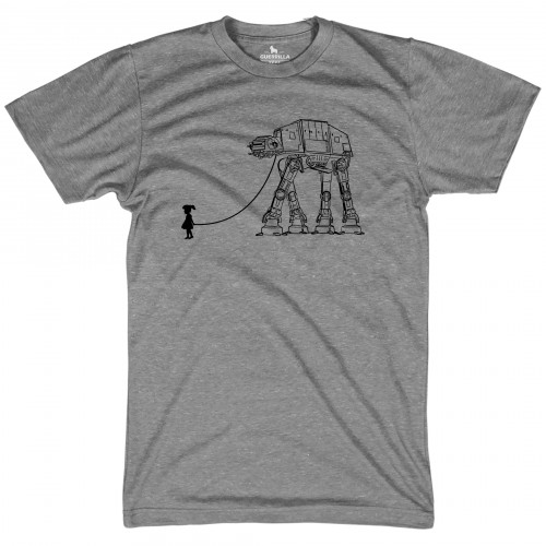 Youth Walking AT-AT