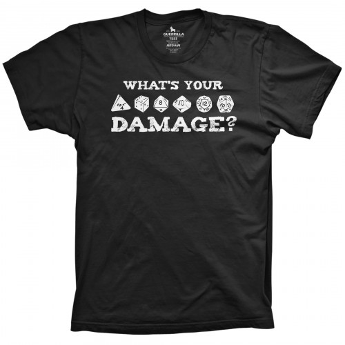 Youth What's Your Damage?