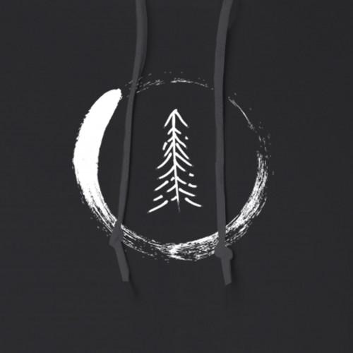 Zen Tree Hoodie