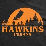 Visit Hawkins Indiana T-Shirt
