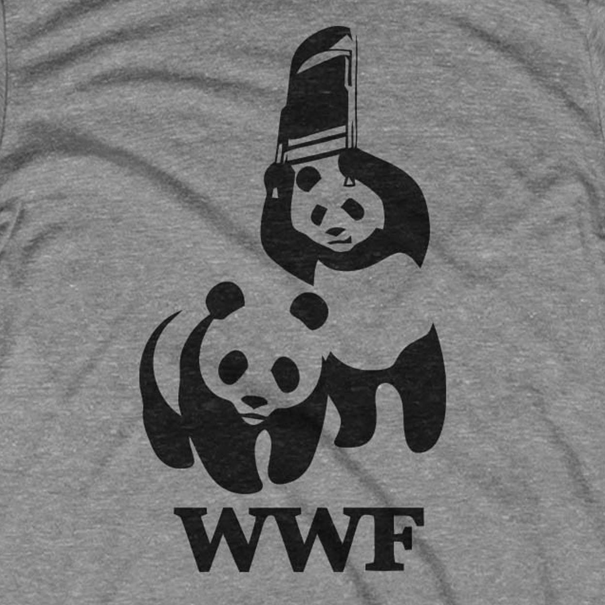 b027ab4eb51616 WWE WWF Panda. Price   9.99. T-Shirt Sizes