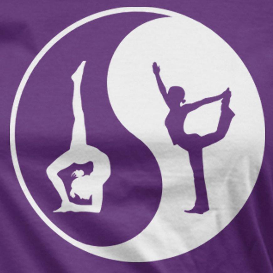 Yin Yoga women's t-shirt