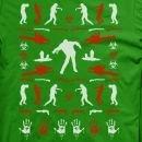 Zombie Chritmas T-Shirt