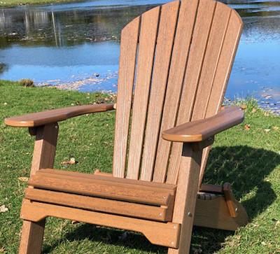 Adironadack Chair Made in Fairport, NY