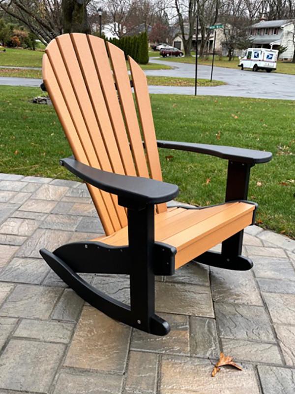 Adirondack Chair Rocker in NY