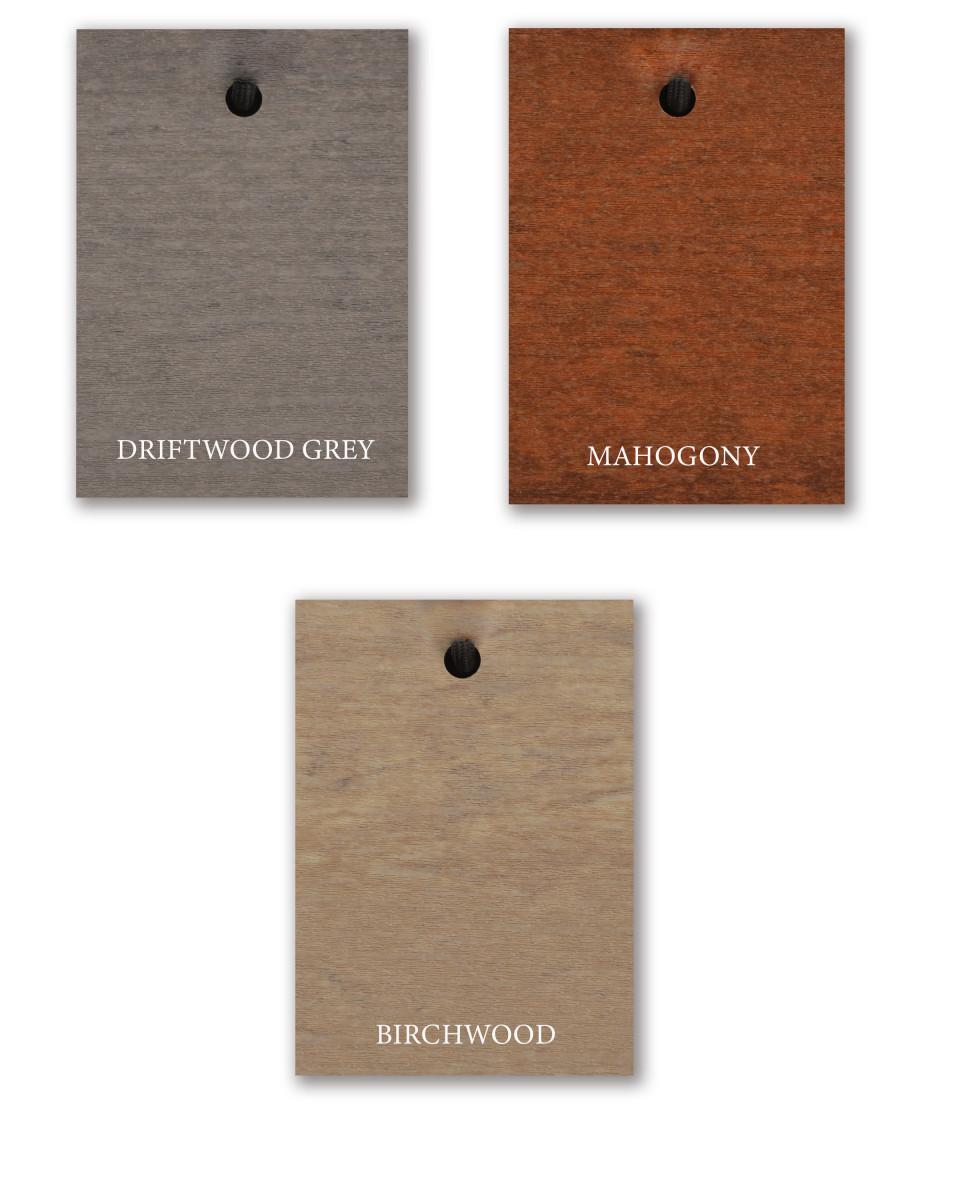 Premium Color Options for Adirondack Furniture