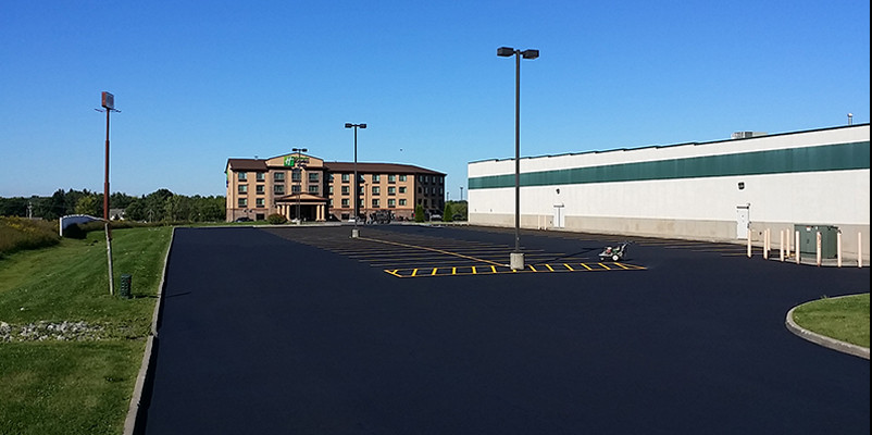Commercial Paving Syracuse NY