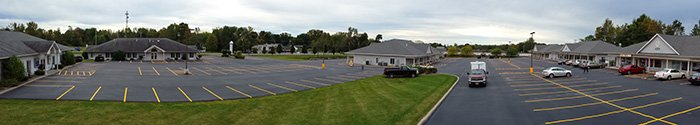 Commercial Pavement Sealing Syracuse NY