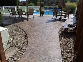 Improving Your Home with Custom Concrete Designs