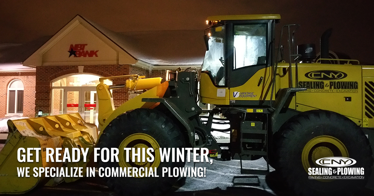 Getting Ready For Winter: Make the Most of Commercial Plowing
