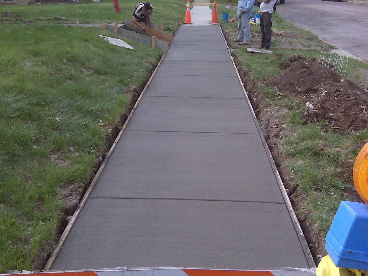 Sidewalks CNY