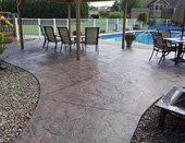 Stamped Concrete Syracuse NY