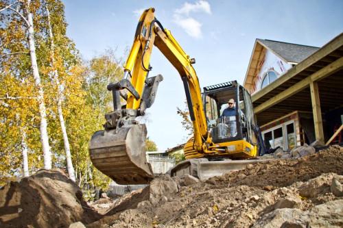 Excavator Syracuse NY