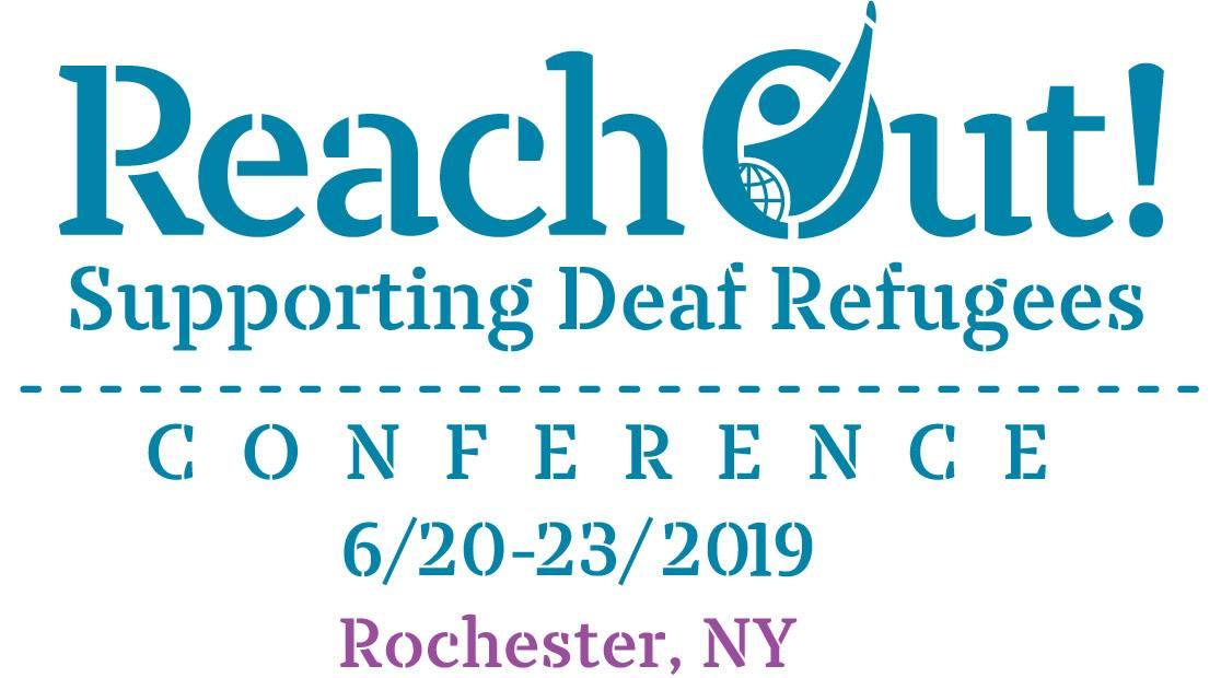 Deaf Refugee Conference 06/20/2019   GVRRID   GVRRID