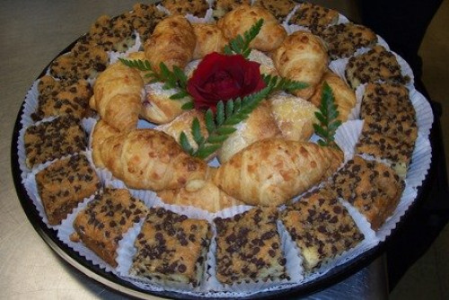 Pastry Catering Tray