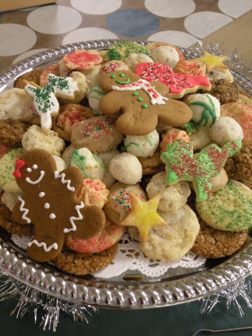 Cookie Tray Catering