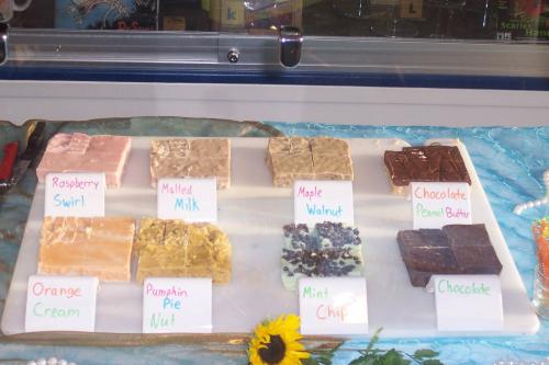 Catered Fudge Varieties