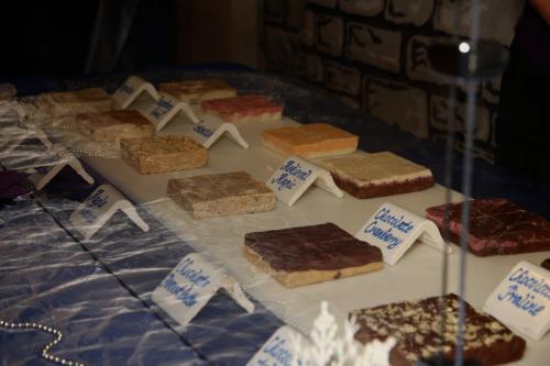 Fudge Catering Display