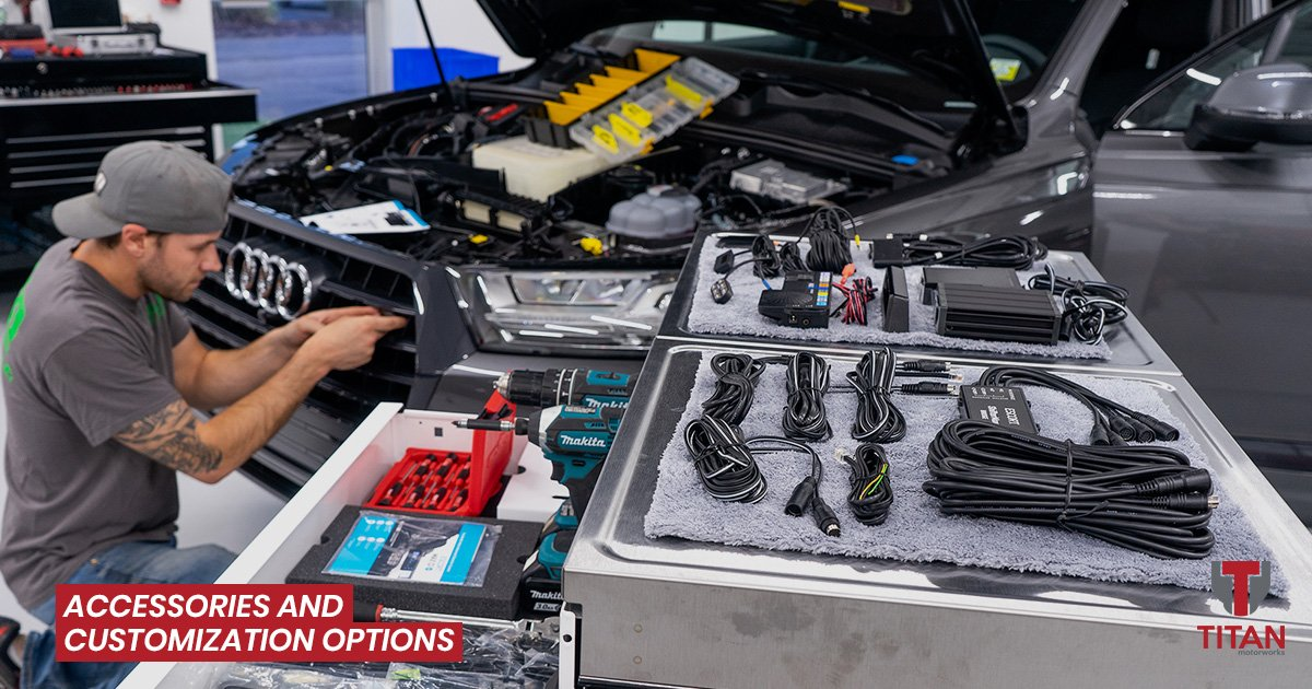 Customizing Your Luxury or Performance Vehicle