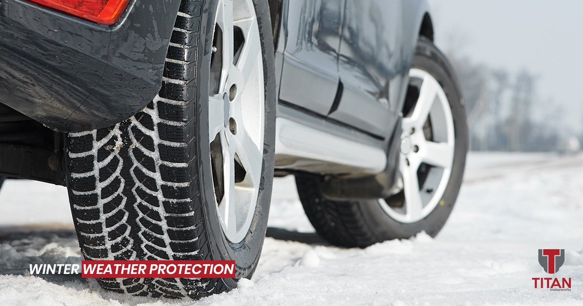 Protecting Your High-end or Luxury Vehicle in Winter