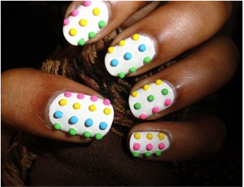 Cool Nail Art To Try This Winter