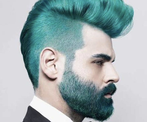 Merman Hair Trend Has Guys Dying Their Hair Awesome Colors