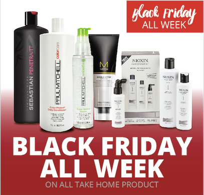 Black Friday all Week!