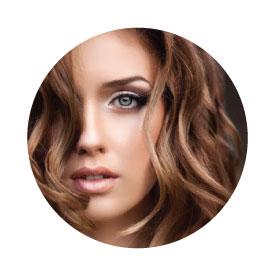 Hair Color Application