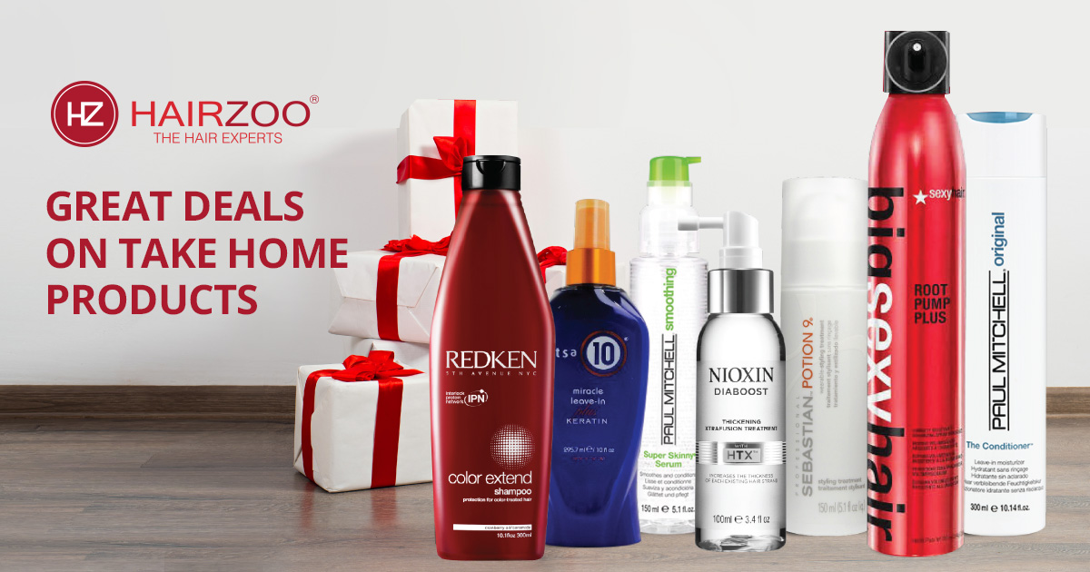 Great Deals on Salon Hair Care Products