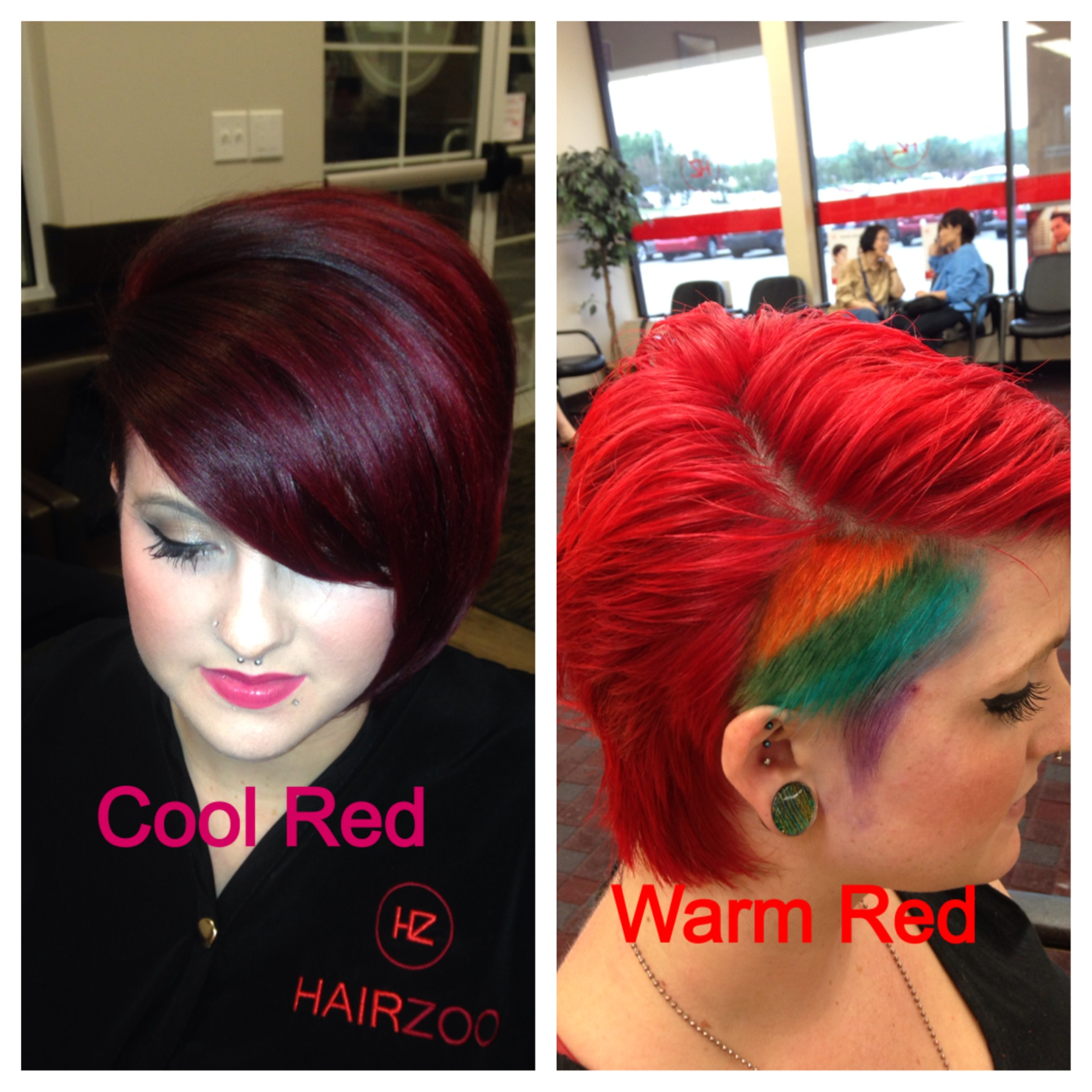 Warm vs Cool Tones and Men's Cowlicks