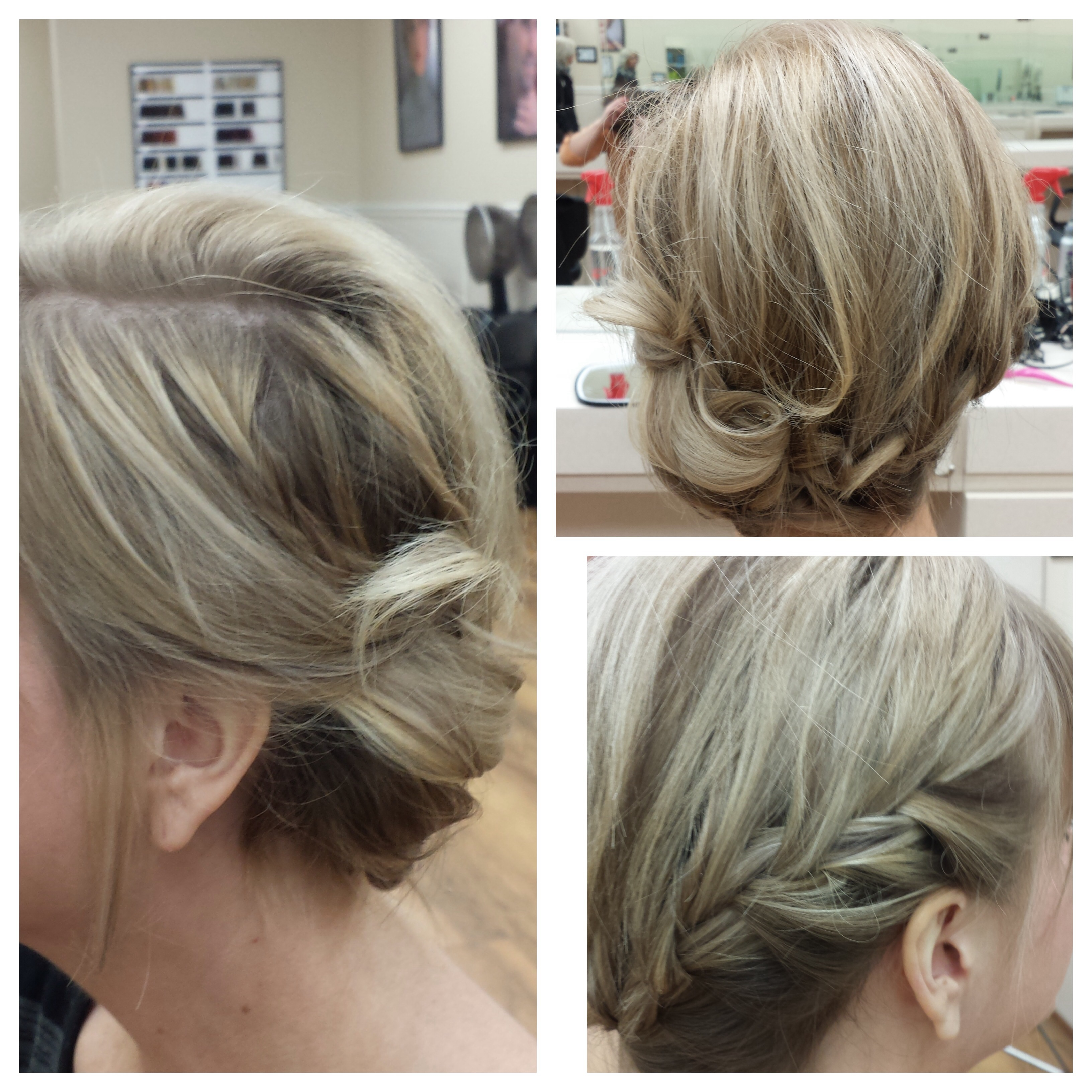 Ladies' Updos Tips & Men's Eyebrow Waxing
