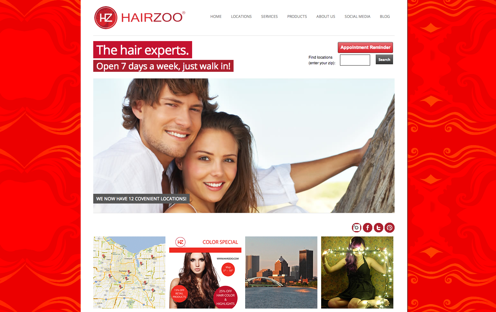 Welcome to the new Hairzoo website