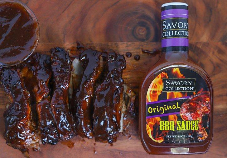 BBQ Sauce Bottling Service