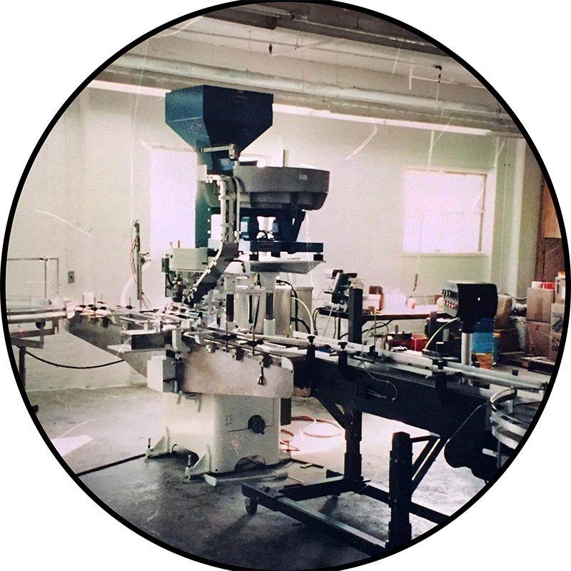 Food Bottling Manufacturing Machine