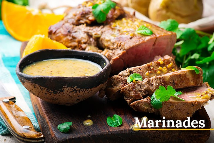 Marinades Co-Packer & Packaging