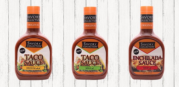 Mexican Sauce Food Packaging Botteler Private Label Foods