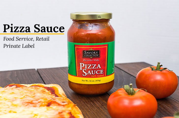 Pizza Sauce Private labeling