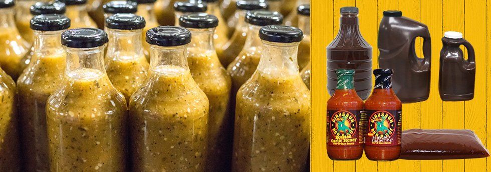 Food, Dressing & Sauce Manufacturing Service
