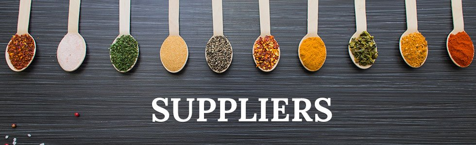 Food Spices & Supplies