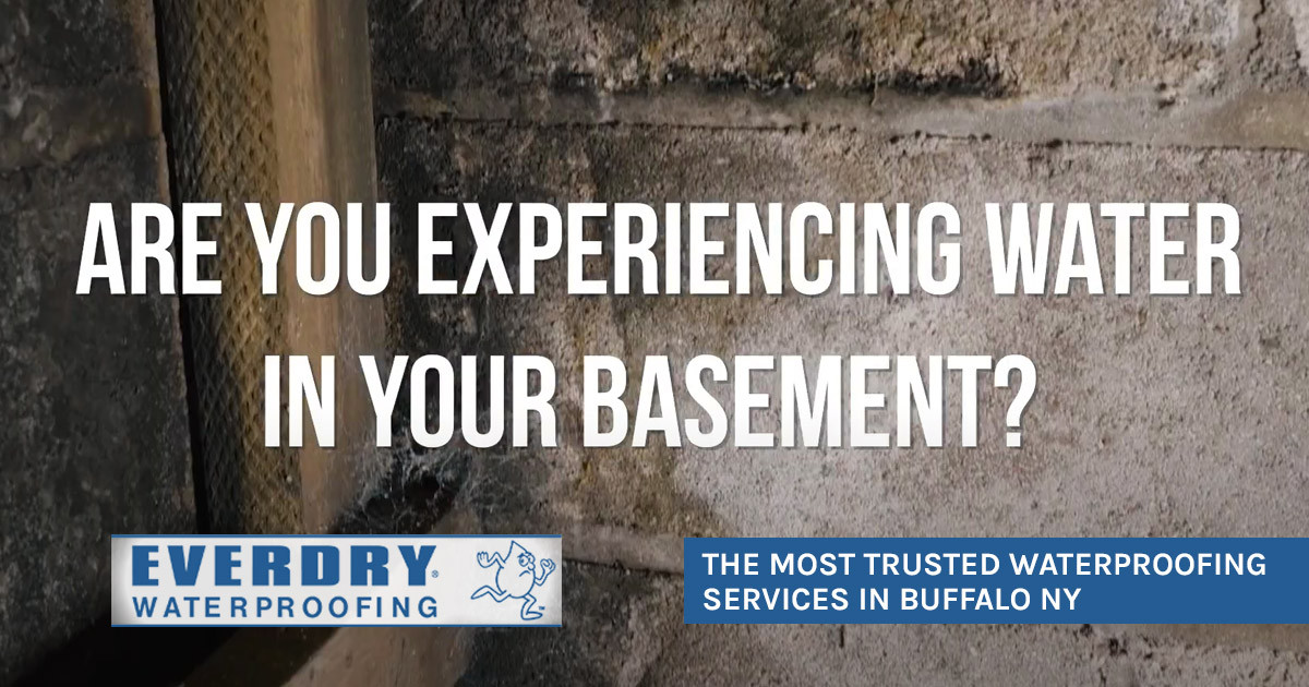 The Most Trusted Waterproofing Services in Buffalo NY